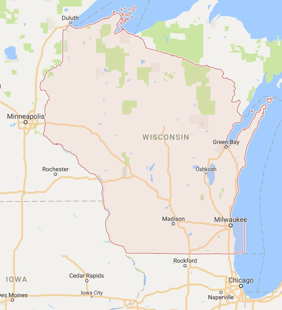 Wisconsin A Market To Watch Real Estate Income Investing - Where is wisconsin